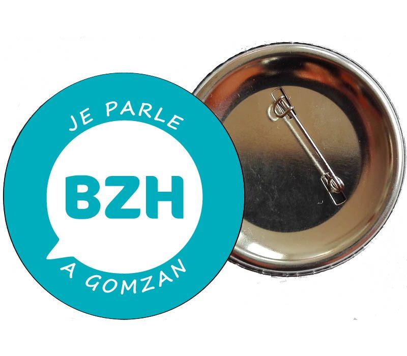badj badge je parle breton