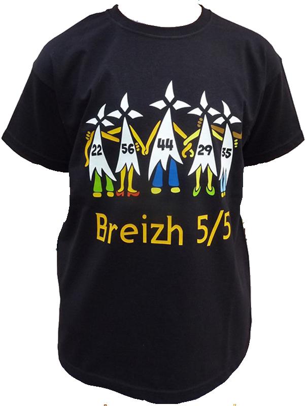 T-shirt bugel t-shirt enfant