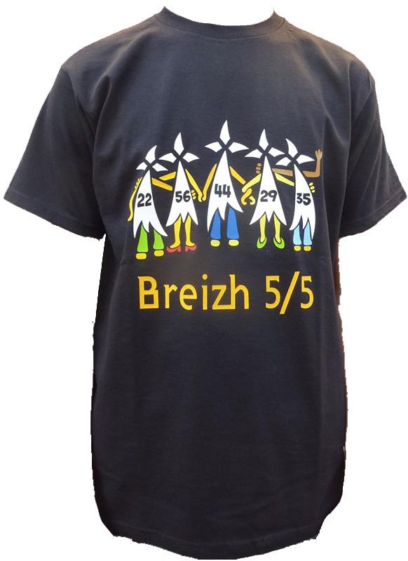 T-shirt paotr T-shirt homme
