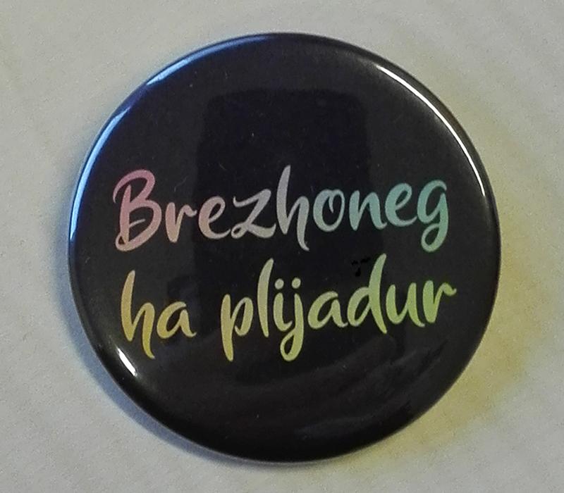 badj badge brezhoneg ha plijadur