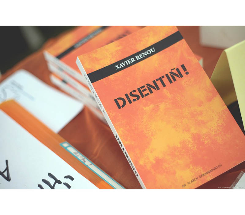 livre en langue bretonne Disentiñ